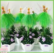 Ideas for Tinkerbell Party Sofia The First Birthday Party, Fairy Birthday Party, Ballerina Birthday, Tinkerbell Party Theme, Tinkerbell Fairies, Butterfly Garden Party, Peter Pan Party, Fairy Tea Parties, Diy Bebe