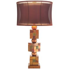 Adelaide Floor Lamp by SHINE by S.H.O on Gilt Home Citron lacquer ...