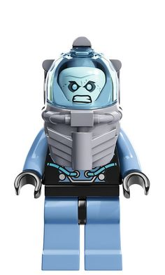 LEGO Mr. Freeze by fbtb, via Flickr