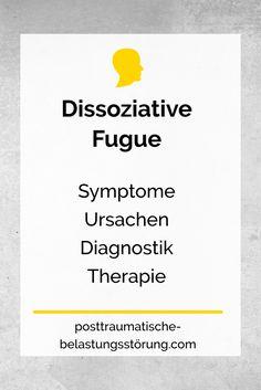 Dissoziative Fugue  posttraumatische-belastungsstörung.com