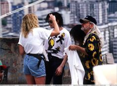 michael jackson on the they dont care about us set