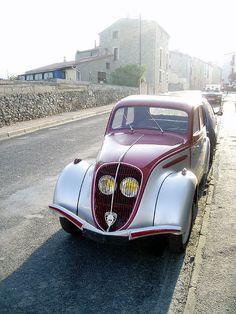 Peugot 202, 1948