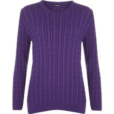Fashion Union High Neck Knitted Sweater | Sweater- Women's ...