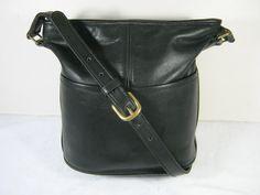 Vintage AUTHENTIC COACH Leatherware Bucket/Hobo Bag USA!  by LavenderGardenCottag
