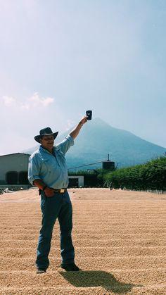 Our coffee farmer Ricardo