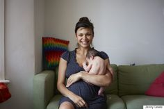 Photographer Jenny Lewis took 150 photographs of new mothers and their babies – in their second day of life. Forty of these portraits, have been published as a book, One Day Young, by Hoxton Mini Press Jenny Lewis, Doula, Young Baby, Young Moms, A Day In Life, New Mums, Newborn Baby Photography, Mother And Child, Kids And Parenting