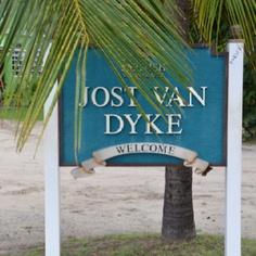 Jost Van Dyke - BVI