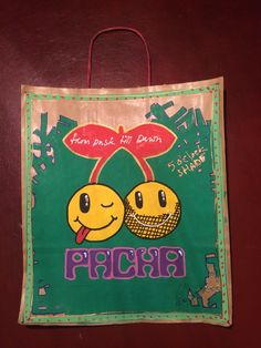 Pacha bag from dusk till dawn