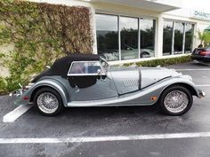 2003 Morgan Plus 8 Roadster 35TH Anniversary Convertible for sale