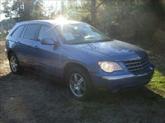 2007 Chrysler Pacifica Touring - DURHAM NC