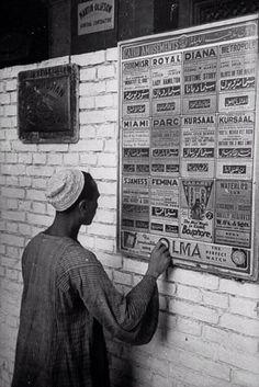 أين تذهب الليله - مصر ١٩٤٢