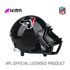 NFL Houston Texans Portable Bluetooth Speaker – Nima Sports Bluetooth Speakers