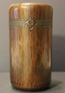 Roycroft Hammered Copper Vase