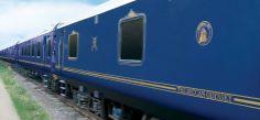 Deccan Odyssey - Luxury train from Mumbai to Goa