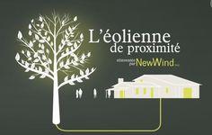 L'arbre à vent de NewWind