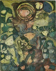 Madge Gill   Mediumistic Drawings inspiration