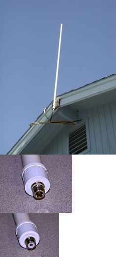 Ham Amateur Radio Antennas: Dbj-1 Dual Band Vhf Uhf Base Antenna -> BUY IT NOW ONLY: $37 on eBay!