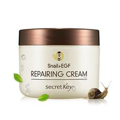 [Secret Key] Snail+EGF Repairing Gel Cream 50g Korean Cosmetics  ta13-13 #SecretKey