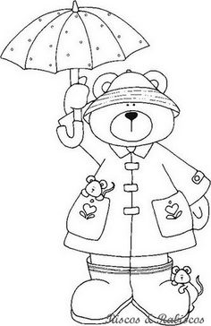 Rain gear coloring pages Coloring Book Pages, Coloring Sheets, Applique Patterns, Digi Stamps, Copics, Printable Coloring, Coloring Pages For Kids, Embroidery Designs, Drawings