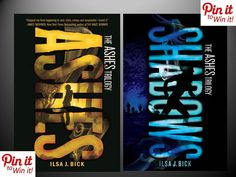 Monsters: The Ashes Trilogy