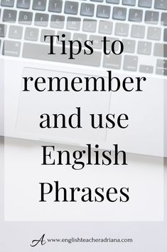 Common Phrases and Words you need to learn to improve your Vocabulary. Click the link below to learn how English Phrases, English Words, English Grammar, English Language, English Tips, English Lessons, Learn English, Education English, Teaching English
