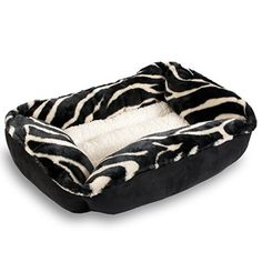 Sofantex Faux Fur Plush Pet Bed *** More info could be found at the image url. (This is an affiliate link and I receive a commission for the sales)