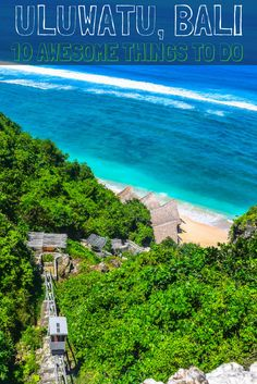 Looking for a list of amazing things to do in Uluwatu? I'm here to help! It's my favorite area of all of BALI!!!