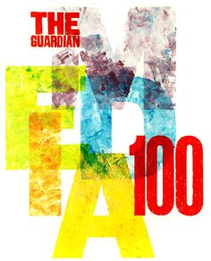 – The Guardian Media 100 Poster