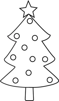 clip art black and white | Black and White Christmas Gift ...