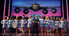 Aaron Tveit #pilot Frank Abagnale Jr #broadway #musical