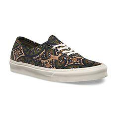 Geometric Authentic CA | Shop California Shoes at Vans