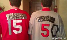 Albert Pujols Jersey Modifications. This is hilarious.  Saw a few others over this year, i.e. Kelly 58, and Pujols $250k