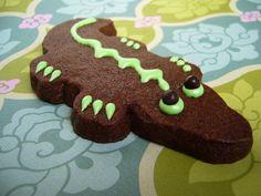 Crocodile malin by Pâtisserie Chez Bogato 7 rue Liancourt, Paris 14e. Ouvert du mardi au samedi de 10h à 19h. Tel. 01 40 47 03 51 Cake Design Birhtday cake Gâteau d'anniversaire