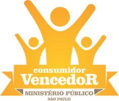 Logo do Projeto Consumidor Vencedor - Link para a P�gina Inicial