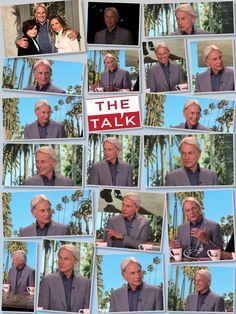Mark Harmon photo collage - The Talk 9/11/17