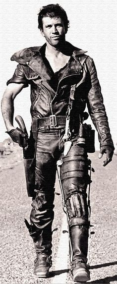 "My life fades. The vision dims. All that remains are memories. I remember a time of chaos... ruined dreams... this wasted land. But most of all, I remember The Road Warrior. The man we called ""Max."" Mel Gibson in Mad Max."