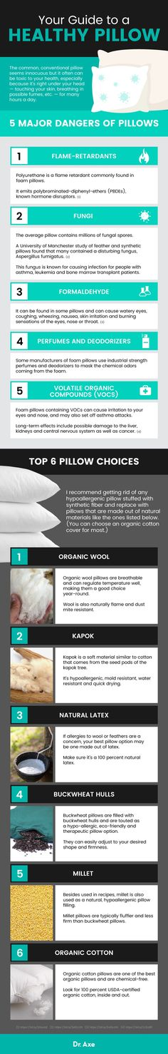 Guide to best pillow