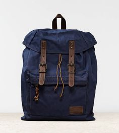 Canvas Backpack. I LOVE this sooo much!!!
