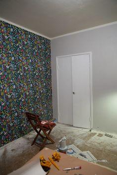 Lapsen huoneen tapetti Rugs, Wallpaper, Home Decor, Farmhouse Rugs, Decoration Home, Room Decor, Wallpapers, Home Interior Design, Rug