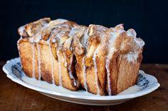 Brown sugar & cinnamon pull-apart bread