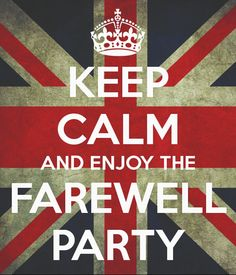 Farewell Party | Search Results | 2015 Camera
