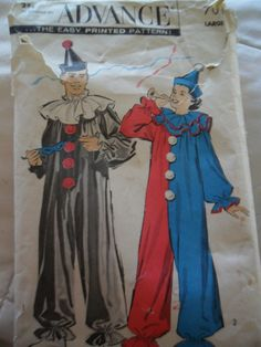 Foraging For Fab: Clowns Keeping Us In Stitches - Time Travel Thursdays