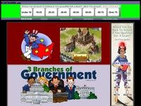 Civics/3 Branches of Government games