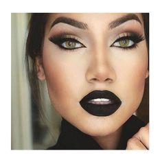 Black lips for black days
