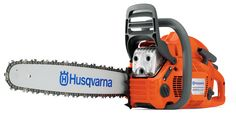The Husqvarna Chainsaw 455 Rancher is an ideal saw for landowners and part-time users who require a high powered, heavy-duty and responsive workmate for all cutting conditions. It combines the best characteristics of its predecessor with new, facilitating technology and ergonomics.