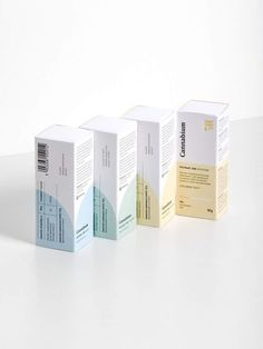 Packaging design inspiration Cannabium on Packaging of the World - Creative Package Design Gallery H Drug Packaging, Medical Packaging, Skincare Packaging, Cosmetic Packaging, Beauty Packaging, Brand Packaging, Product Packaging Design, Coffee Packaging, Bottle Packaging