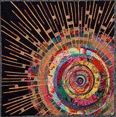 Art Quilts Modern Art And Quilt Art On Pinterest