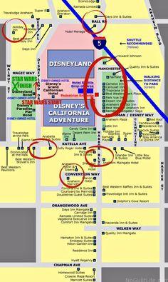 The Best Disneyland Good Neighbor Hotels | runDisney - My No-Guilt Life | My No-Guilt Life