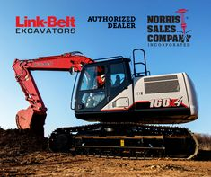 The Link-Belt 160 X4 Excavator was designed with the user in mind. A level above the X3 Series, every detail that went into the production of this X4 machine was to make it exceed customer satisfaction in safety, performance, serviceability, and comfort. The 160 X4 excavator is one of the more powerful ones on the market with the ability to lift heavier objects, quicker cycles, and improved digging power. Types Of Work, Lift Heavy, Exceed, Fuel Economy, How To Level Ground, Armed Forces, Safety, Engineering, Objects