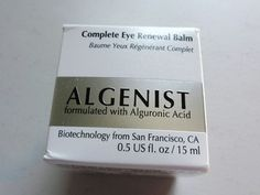 """Great Stuff! I'd suggest it to anyone who has tried every eye cream known to man and still hasn't found """"the one""""- Kelly"""